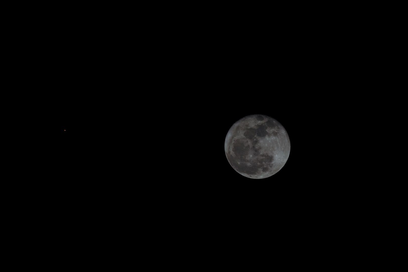 EOS 800D WO Moon&Mars