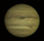 Jupiter color balanced