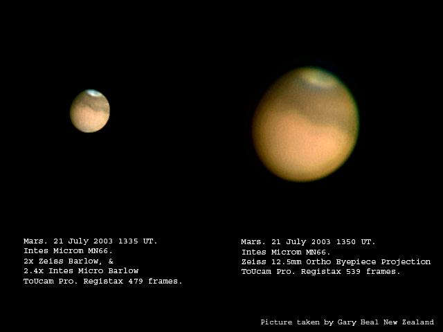 Mars x2