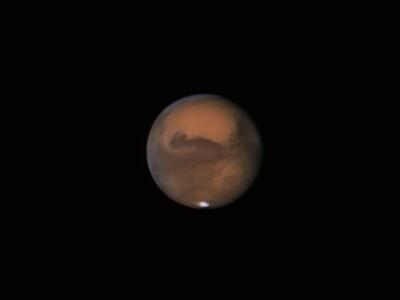 Mars Oct 4 2020