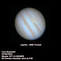Jupiter as of 03/06/03