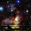 astro art planet