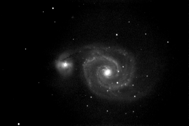 "M51 ""Whirlpool Galaxy"""