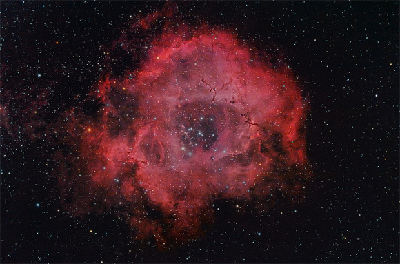 NGC2244 - Rosette Nebula