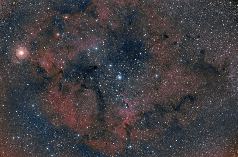Elephant Trunk (IC 1396)