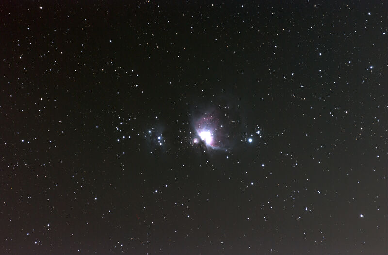 First m42 image.