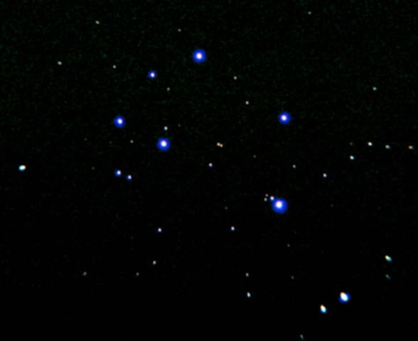 M45 The Plaiedes