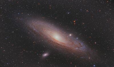 Andromeda (M32)