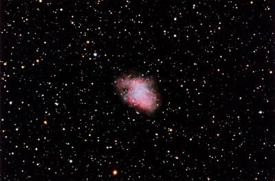 M1 Crab Nebula RGB session 1 Lpc Cbg Csc St PCCAL PS