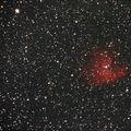 NGC281 Pacman