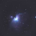 """M42 """"The Great Orion Nebula""""."""