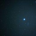 Vega and a lens flare :P