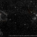 Remix of widefield Double Cluster