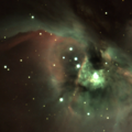 M42 (Orion nebula), 2020-01-16