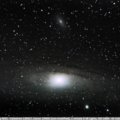 Andromada Galaxy - Using Celestron 130SLT