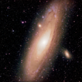 M31 Andromeda RGB session 1 1 Lpc cbg2 csc2 St PS