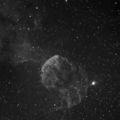 IC443 H-a no false color