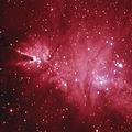 Cone Nebula HaRGB