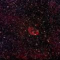 Cresent Nebula in Cygnus