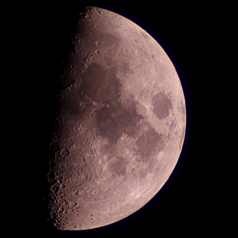 Half moon 2020-11-22