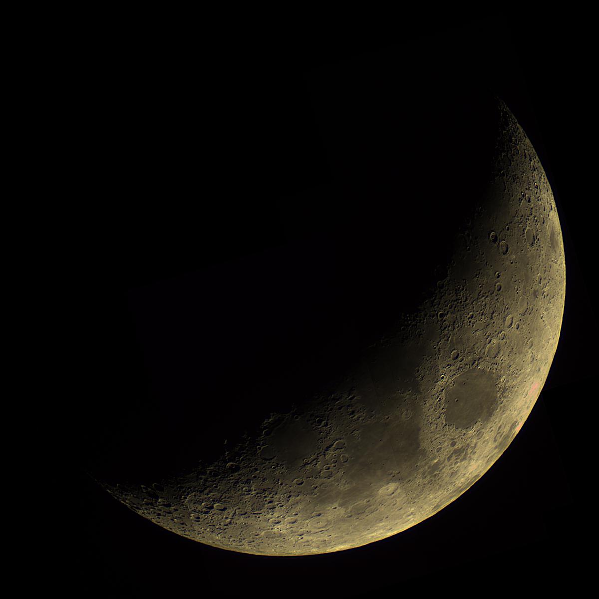 Lunar mosaic taken 2020-12-19