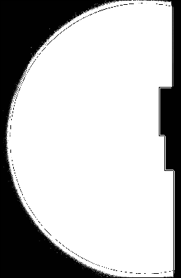 Moon Mosaic Processed
