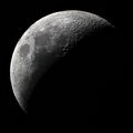 36% Waxing Moon