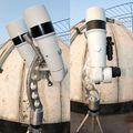 New design single fork mount for RA-70