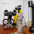 Home made 250mm big binocular