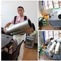 Visited 150 binoculars factory