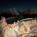 obervatory and binoculars