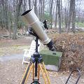 Oberwerk BT100 and Stardust Observing Chair