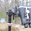 Garrett Optical 20x80 Gemini on UA Microstar
