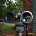 William Optic 22x70 Illumination from Edge