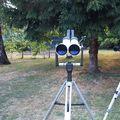 vixen 25-75x125mm and Ultima 8x56mm