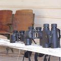 Three Nikon Binoculars