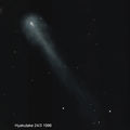 Comet Hyakutake 24th march 1996