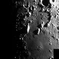 Lunar Domes from Milichius (Lower right) to T. Matyer (Upper right).