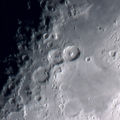Theophilus, Cyrillus, Catharina, and Mare Nectaris