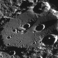 Lunar Crater Clavius