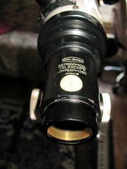 """1.25"""" eyepiece - focuser adapter for vinatge refractors"""