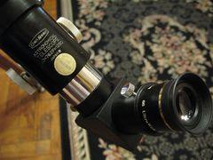 76.2mm (3-in) f/16 Dean Beam (OKKK), vintage refractor