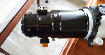 "TS Optics Photoline 130mm f/7 - 3.7"" focuser"