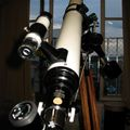 76.2mm (3-in) f/16 Dean Beam (OKKK), vintage refractor
