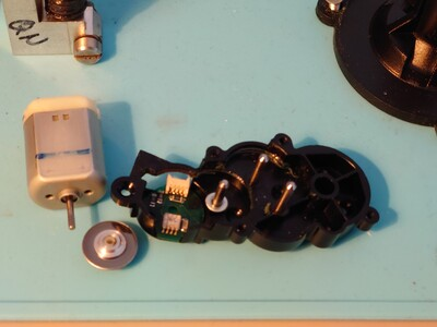 Meade LX90 Gear/Motor/Encoder Unit