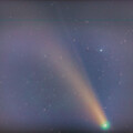 Comet NeoWise 2020#2 1 16bit editted flatter