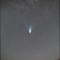 Comet Hale-Bopp on March 9th, 1997 from Tobyhanna State Park, PA