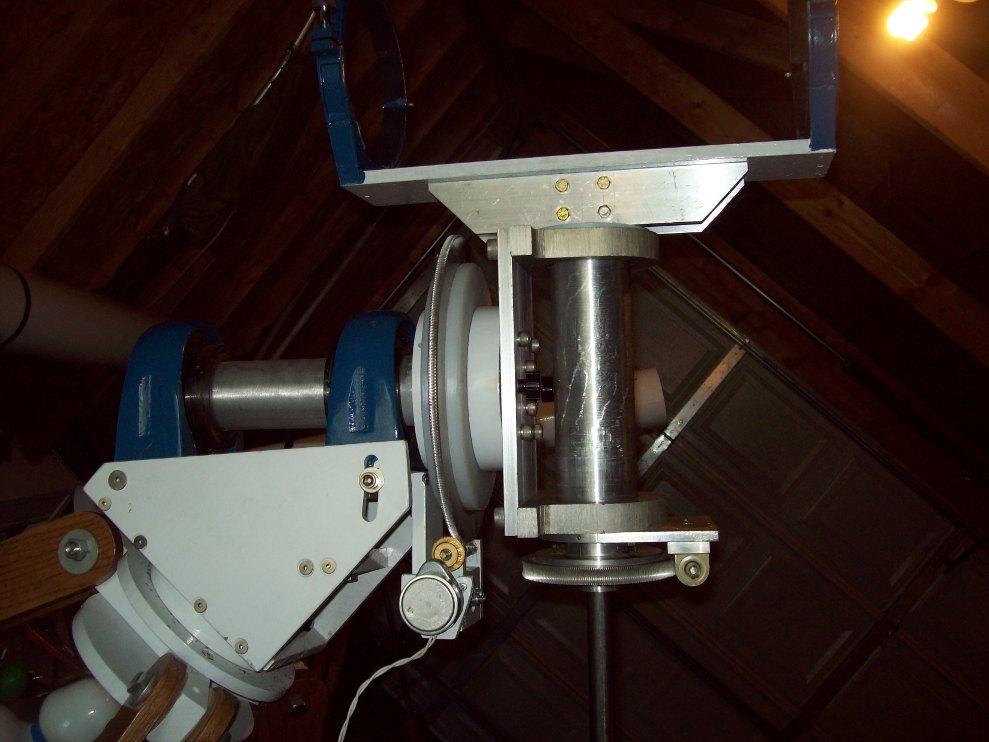 DIY Heavy Duty German Equatorial Mounts? - ATM, Optics and DIY Forum