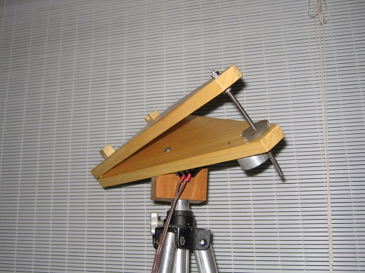 Motor for barn door tracker atm optics and diy forum for Motorized barn door tracker