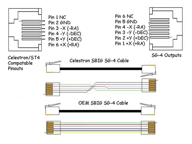 447522 Nexstar Motor Control Boards Zapped By Sbig Sg 4